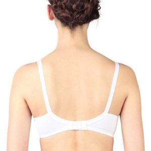 Triumph Two Sectioned Wirefree Comfort Everyday Bra White